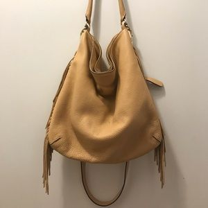 Rebecca Minkofff Bag with Crossbody and Fringe